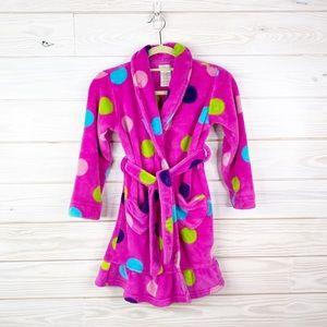 Rope Pajama Pink Polkadot Girl Multi color Size S